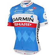 Castelli Garmin Sharp Team Jersey SS14